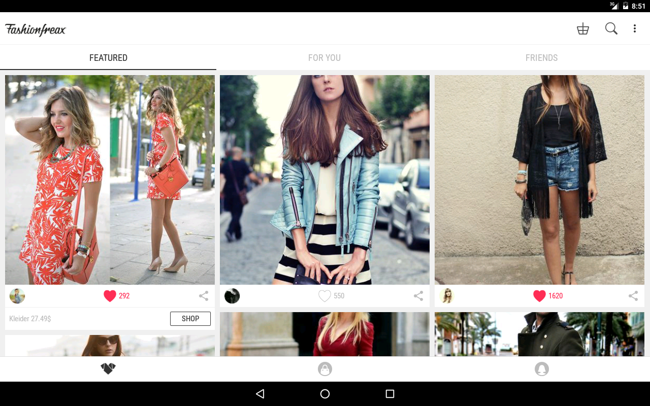 Fashion Freax Street Style App 6.2.1 Download APK for
