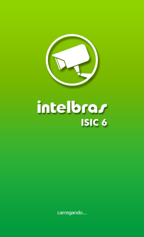 Intelbras iSIC 6 screenshot 1