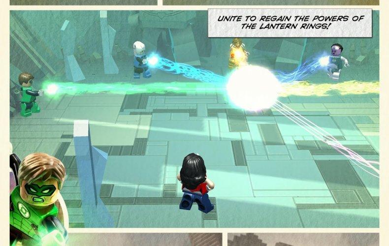 LEGO ® Batman: Beyond Gotham screenshot 3