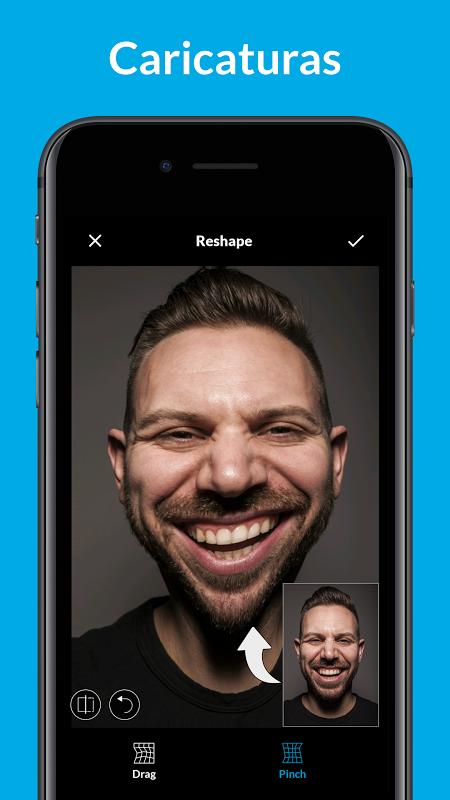 LightX editor de fotos screenshot 1