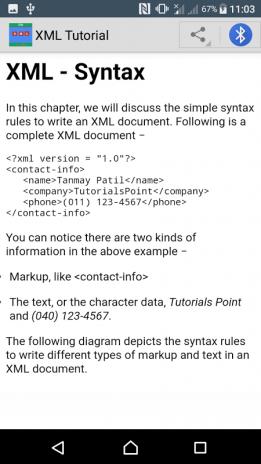 XML Tutorial 1 0 0 Download APK for Android - Aptoide