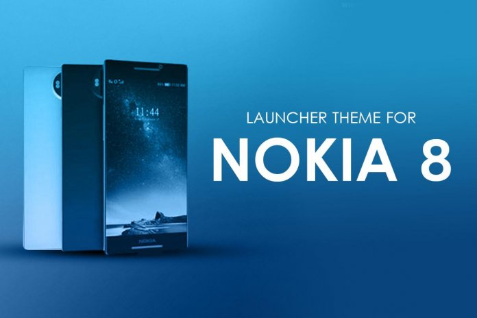 Launcher Theme for Nokia 8 1 0 4 Download APK for Android
