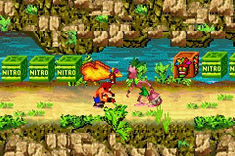 Crash Bandicoot 2: N-Tranced screenshot 5