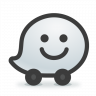 Waze - GPS, Maps & Traffic Icon