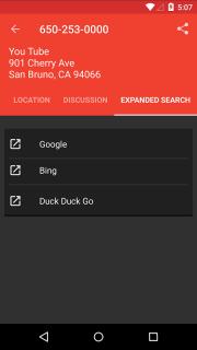 Reverse Lookup screenshot 5