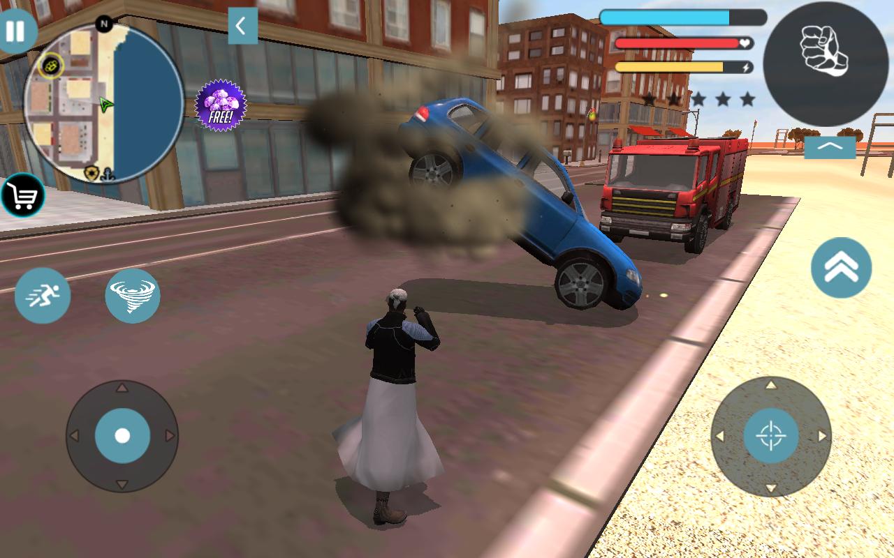 Wind Hero screenshot 1