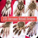 250 Awesome Mehndi Designs
