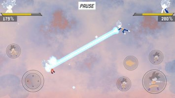 Stick Shadow: War Fight Screen