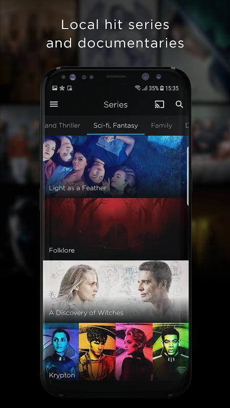 HBO Portugal screenshot 3