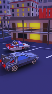 Taxi Run - Crazy Driver screenshot 2