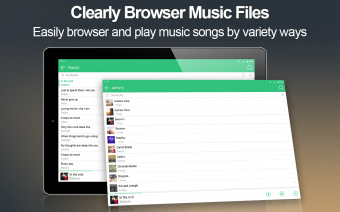 Music Player - Audio Player Screenshot