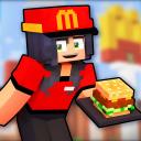 Fast Food Restaurant Mod for Minecraft