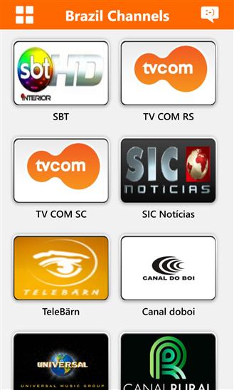 Global TV screenshot 2