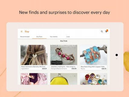Etsy: Handmade & Vintage Goods screenshot 8