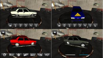 Car Parking Simulator 3D Screen