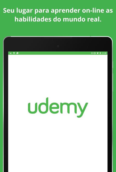 Udemy - Cursos online screenshot 1