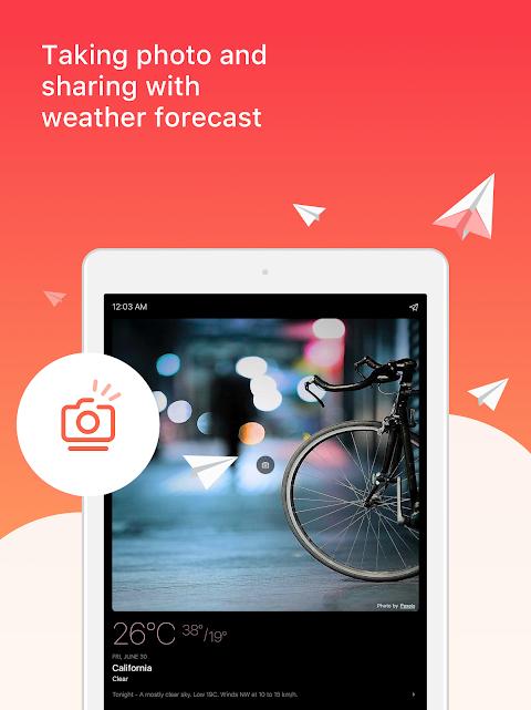 Today Weather - Forecast, Radar & Severe Alert screenshot 10