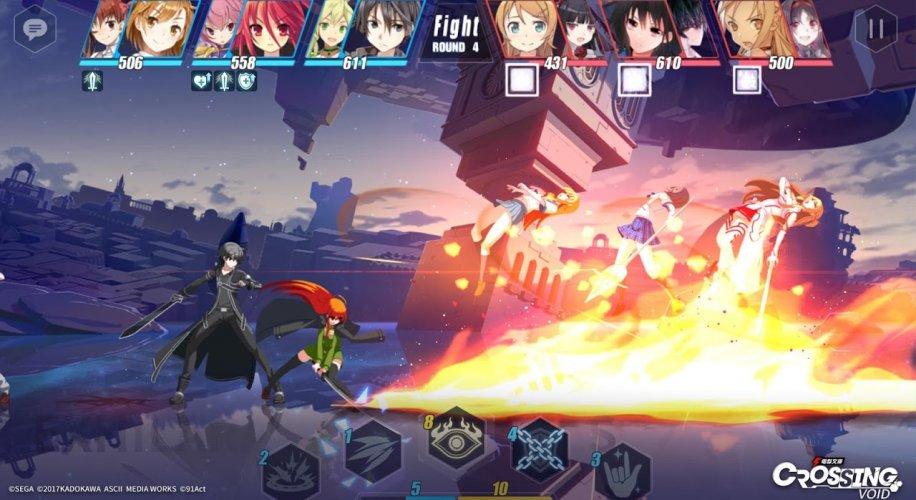 Crossing Void - Global screenshot 13