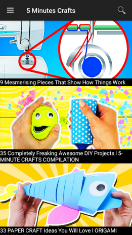 5 Minute Crafts 1 9 Download Apk For Android Aptoide