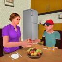 Simulador de madrastra: Feliz familia madre vida