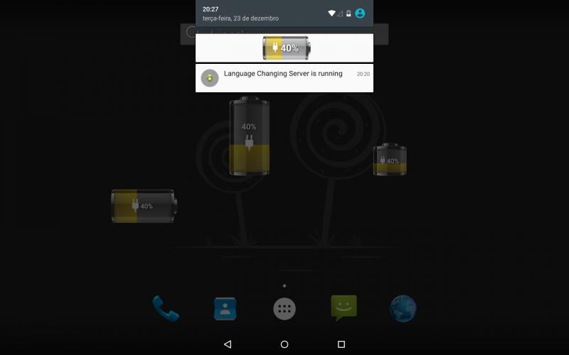 Bateria HD - Battery screenshot 14