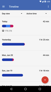 Google Fit - Fitness Tracking screenshot 13