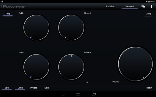 Poweramp screenshot 25