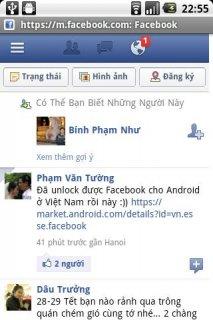Proxy browser for Facebook wap 3 0 Unduh APK untuk Android