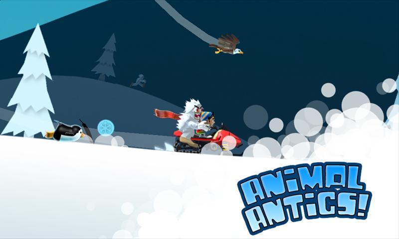 Ski Safari screenshot 2