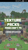 Texture Packs - Minecraft PE Screenshot