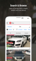 Droom: Used & New Cars & Bikes Screenshot