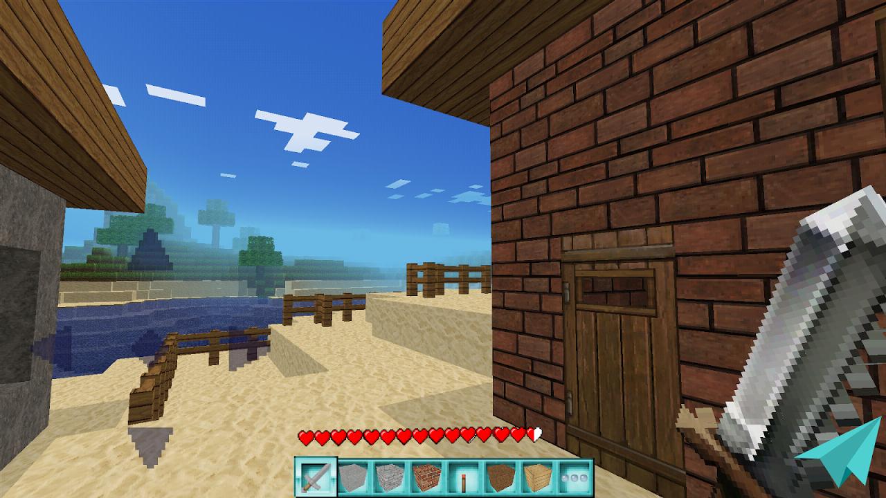Master Craft Exploration screenshot 2