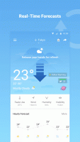 Weather Forecast - World Weather Accurate Radar Screen