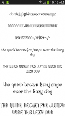 Fonts for FlipFont 50 #2 3 23 0 Download APK for Android - Aptoide