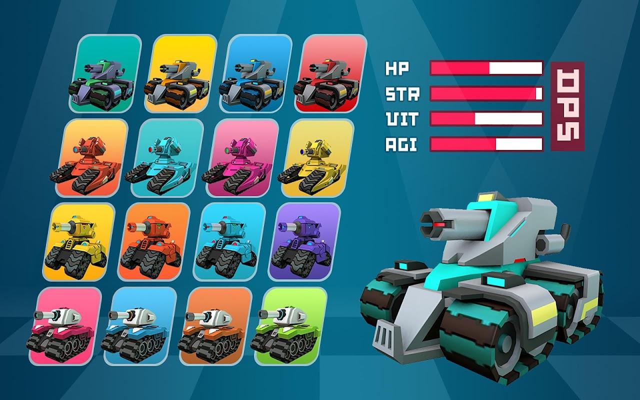 Tankr.io - Tank Realtime Battle screenshot 6