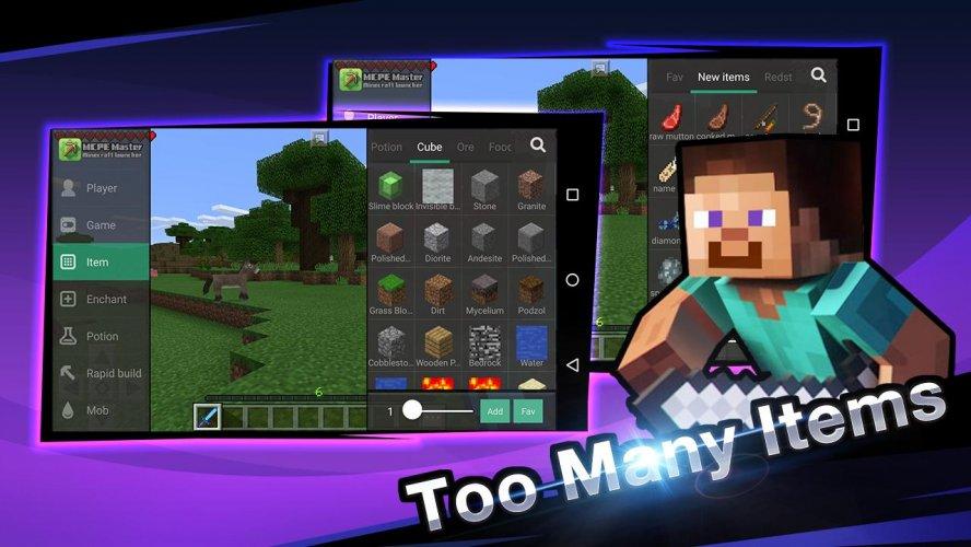 MCPE Maestro - Mod,Mapa,Skin screenshot 1