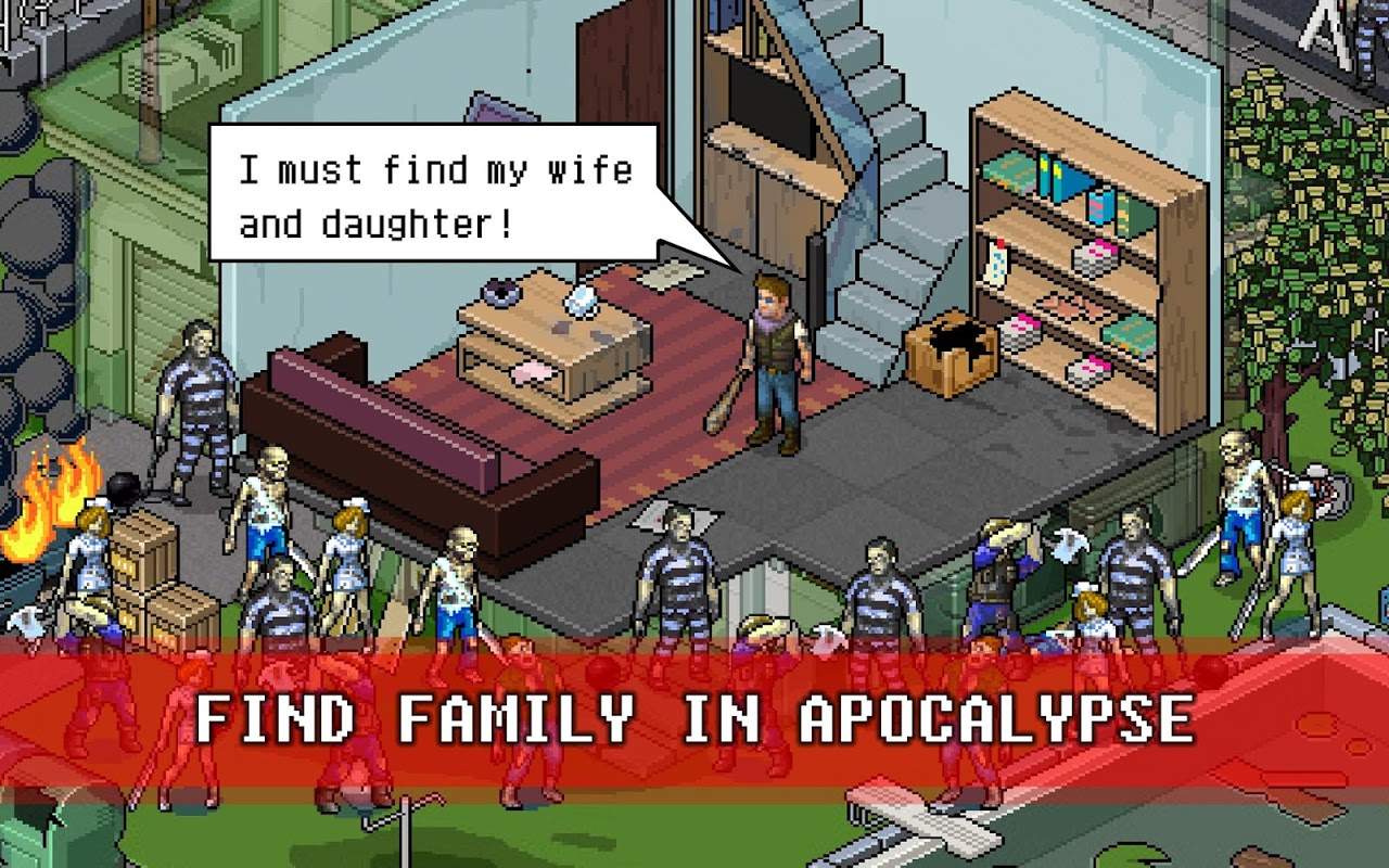 Fury Survivor: Pixel Z screenshot 2