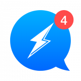 O Messenger App: grátis para mensagens e bate-papo