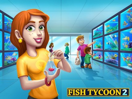 Fish Tycoon 2 Virtual Aquarium screenshot 1