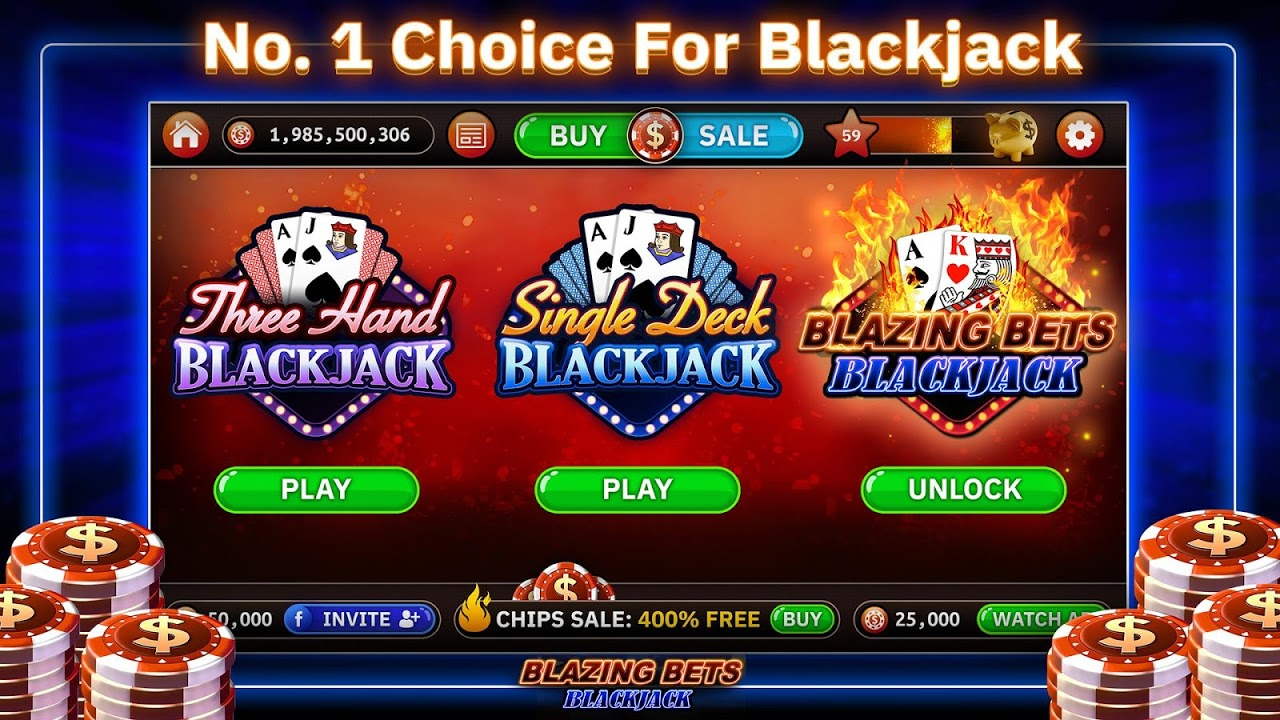Blazing Bets Blackjack Free Blackjack Games 2 0 0 Download