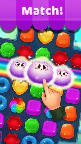 Jellipop Match: Open your dream shop! 6 6 6 Download APK