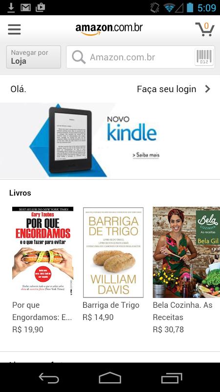 Amazon Shopping - Ofertas screenshot 1