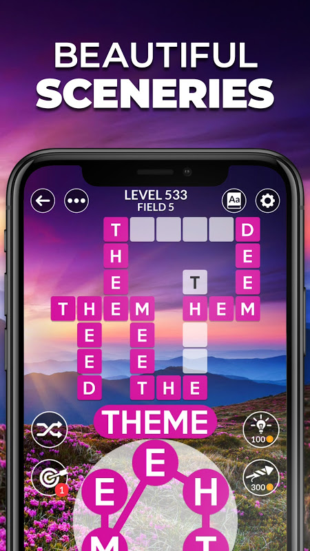 Wordscapes 1 11 0 Download Android Apk Aptoide