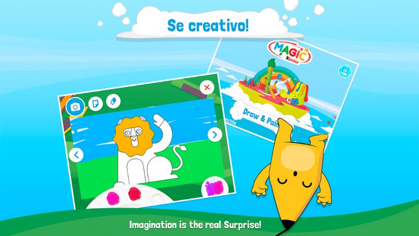 Magic Kinder App Oficial Juegos Gratis 6 0 50 Descargar Apk Para