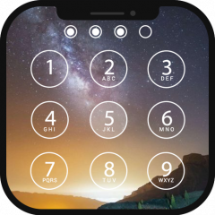 Lock screen IOS - Fingerprint support 1 2 1 Download APK for