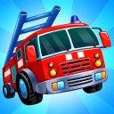 Aprenda veículos para crianças - Transporte para