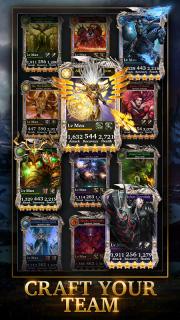 Legendary : Game of Heroes screenshot 4