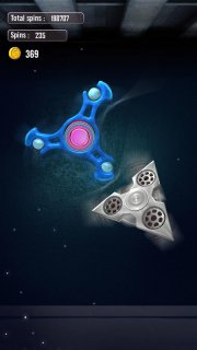 Fidget Spinner 3D Free Game screenshot 2