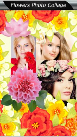 Bunga Foto Kolase 1 2 Unduh Apk Untuk Android Aptoide