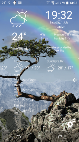 Realistic Weather All Seasons Live Wallpaper 1 17 Download